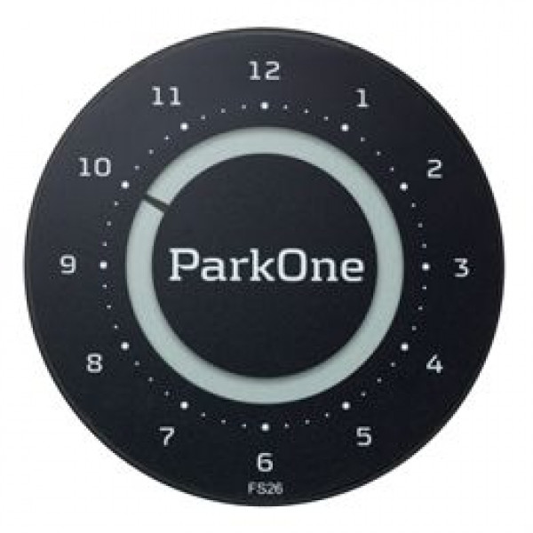ParkOne 2 p-skive - Carbon Black