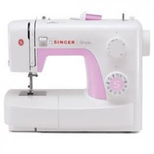 Singer symaskine - Simple 3223 - Hvid og lilla